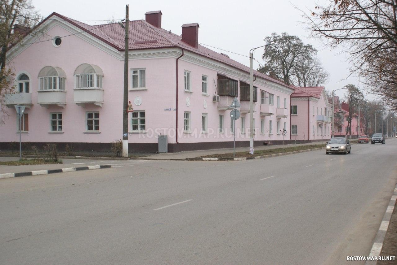 Фотографии города азова улица гоголя
